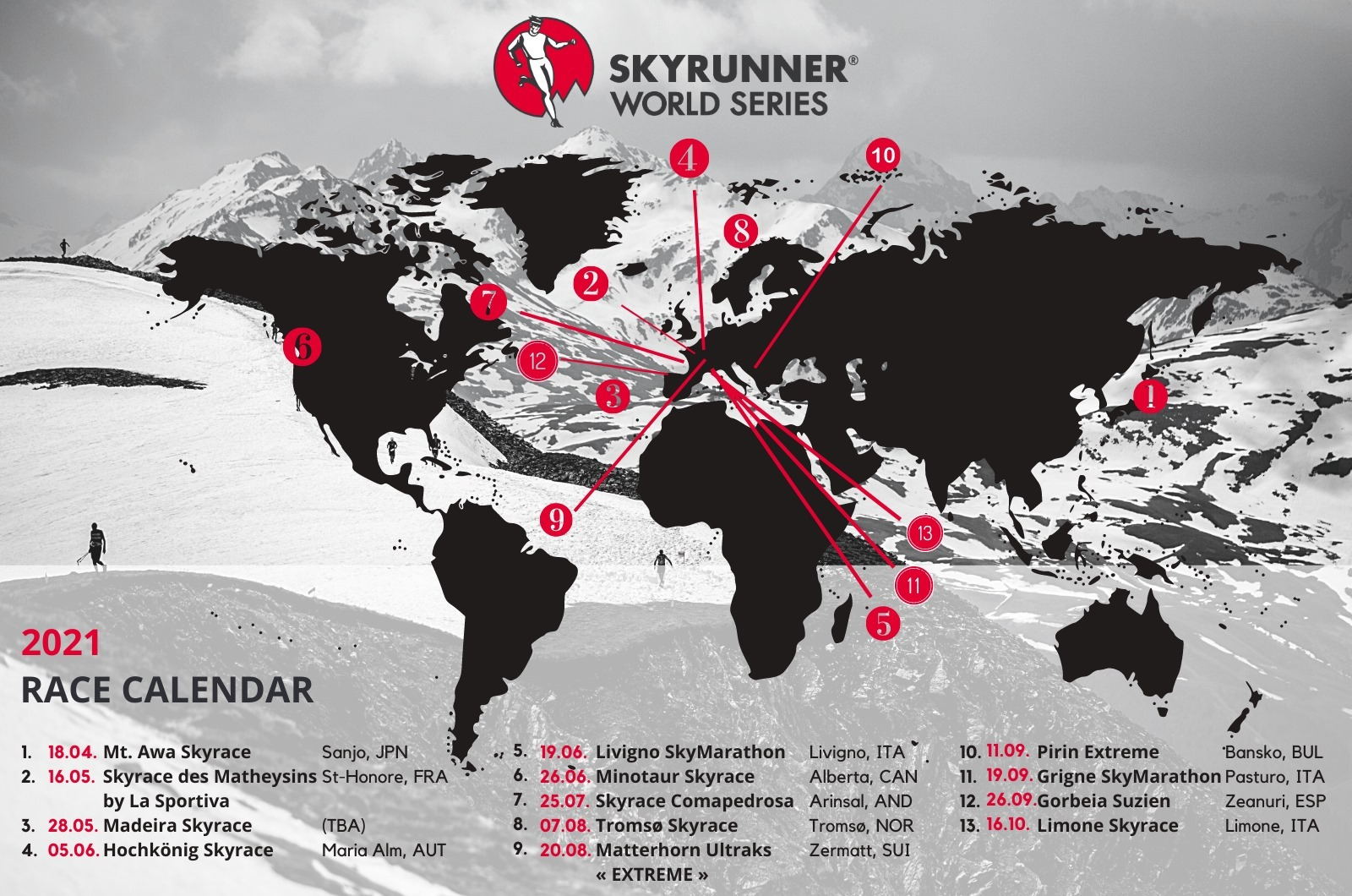 Skyrunner® World Series 2021